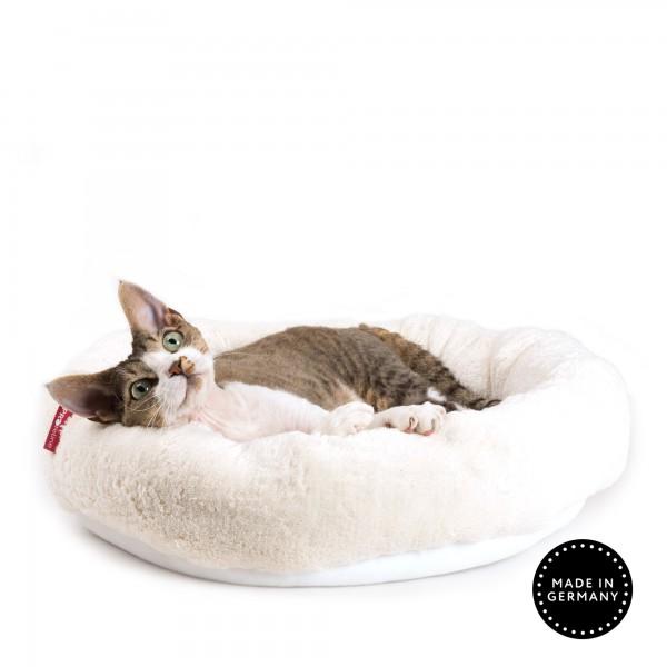 Katzenbett mit Klettboden