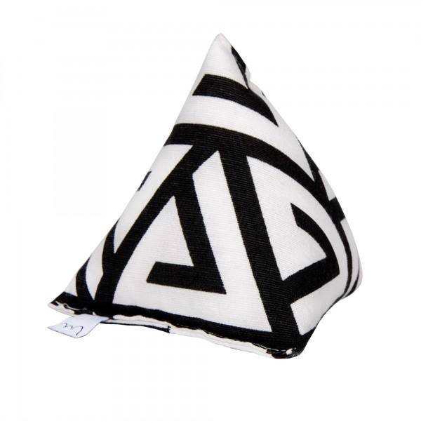 Minoumi - Big Pyramid Black & White