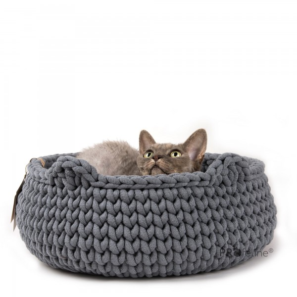 Meow Loops - Chunky Cat Bed