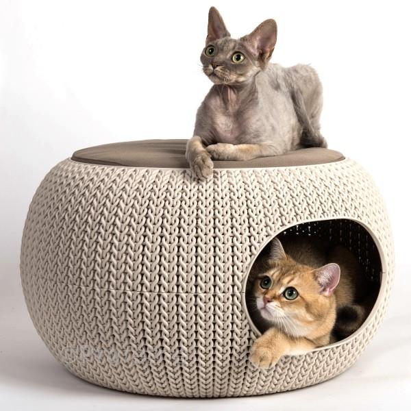 Curver - Cozy Pet Home Knit