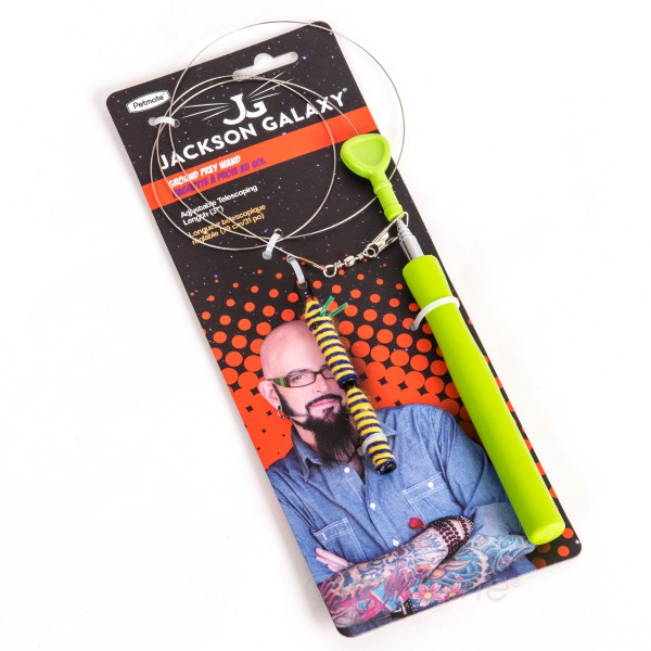Jackson Galaxy - Ground Wand Boden Reizangel