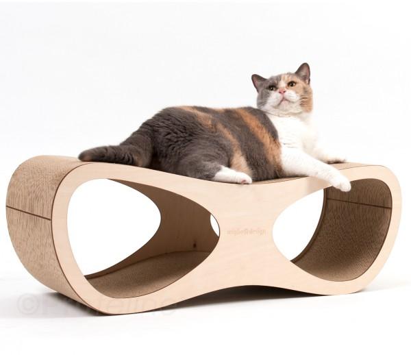 Miglio Design - Doppio Grande Kratzmöbel