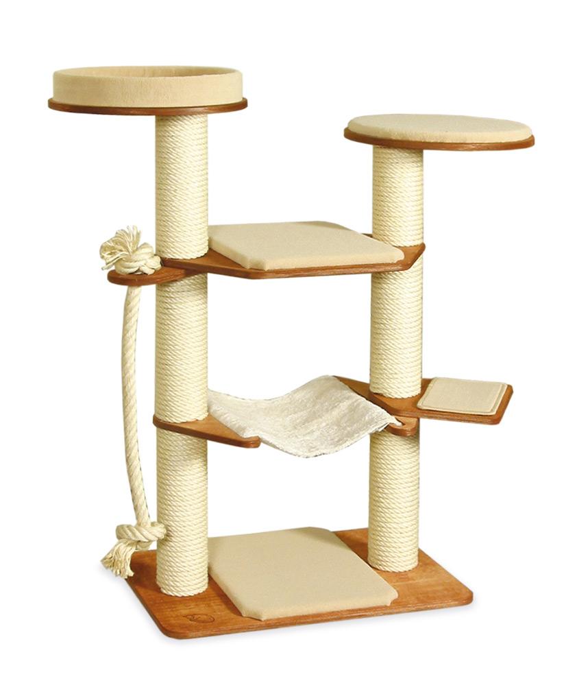 kratzbaum modell casper 2 stamm kratzbaum kratzb ume. Black Bedroom Furniture Sets. Home Design Ideas