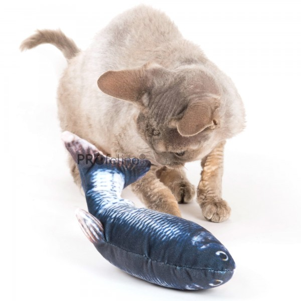Robocat - Zappelfisch interaktives Spielzeug