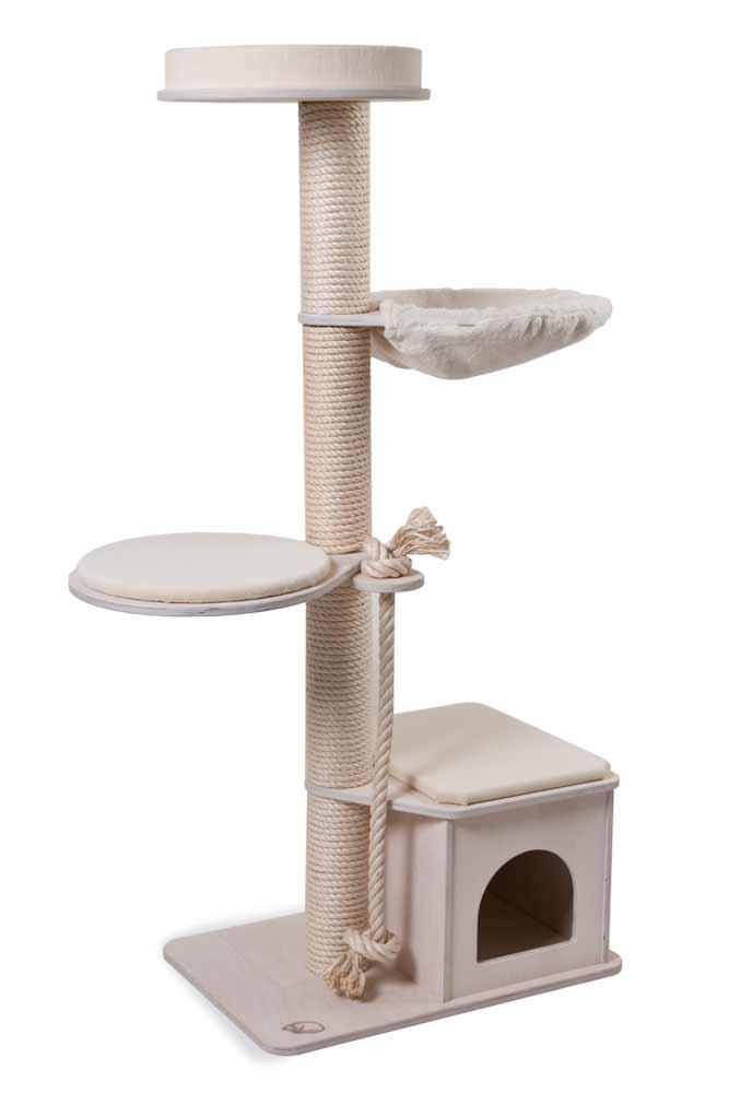 kratzbaum modell emil 1 stamm kratzbaum kratzb ume. Black Bedroom Furniture Sets. Home Design Ideas