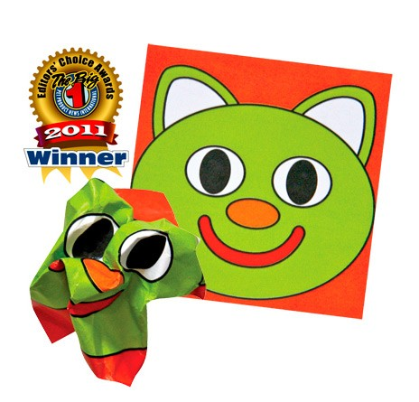 Petstages - Crinkle & Toss Catnip Scented Papers