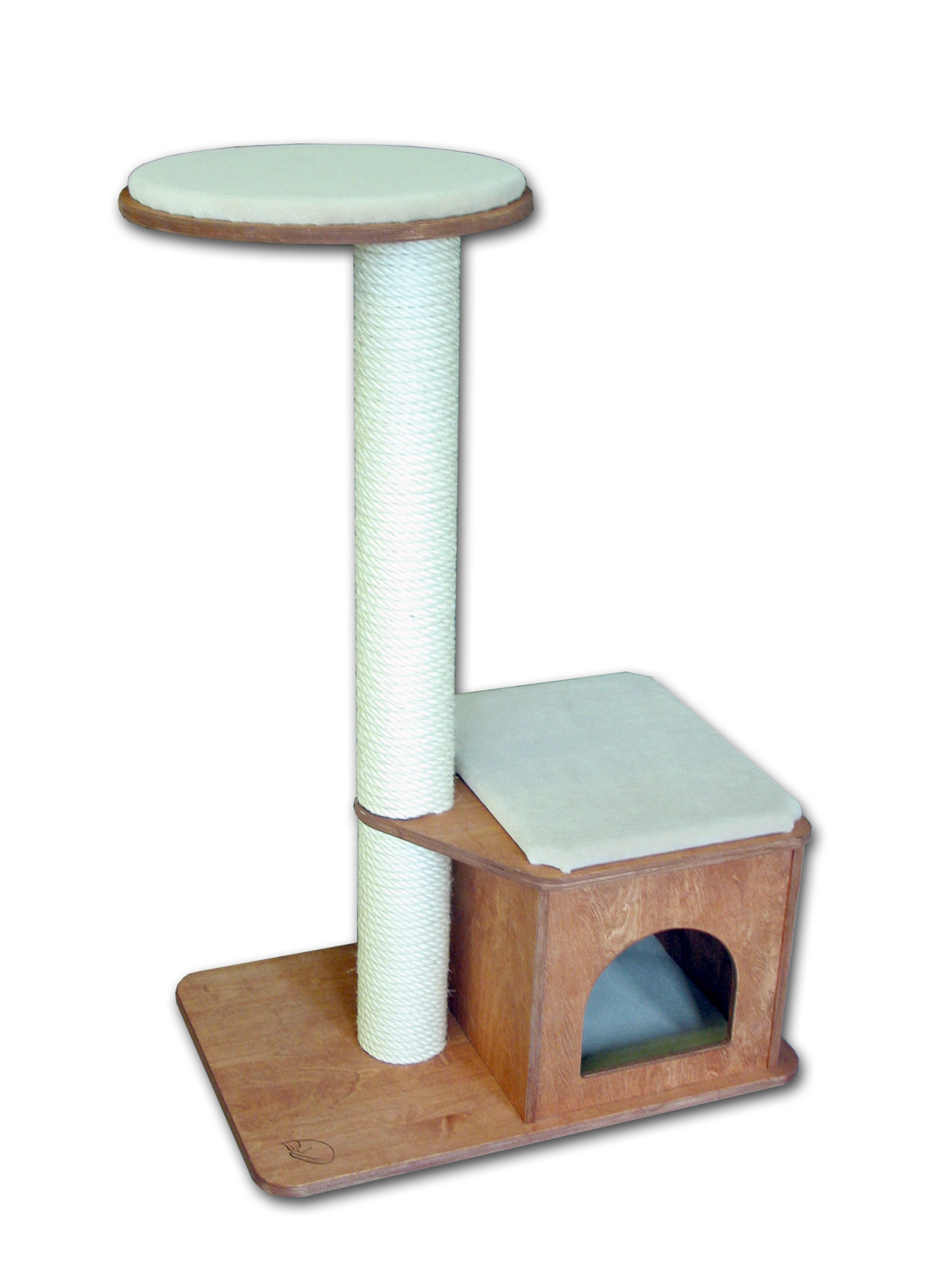kratzbaum modell wum 1 stamm kratzbaum kratzb ume. Black Bedroom Furniture Sets. Home Design Ideas
