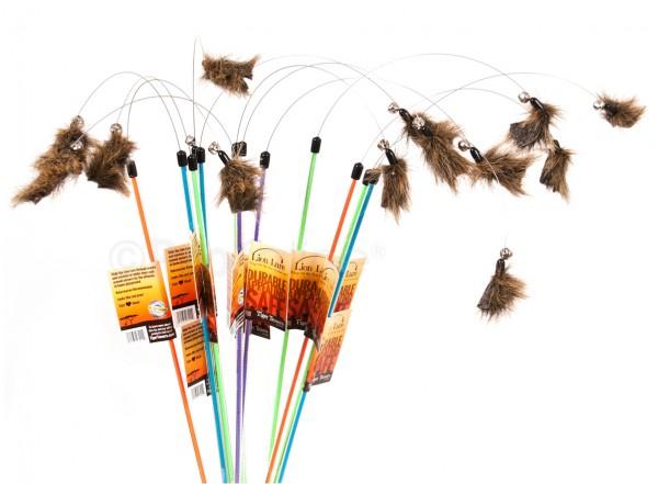Katzenwedel Lion Lure von Tiger Teasers USA | Profeline Katzenshop