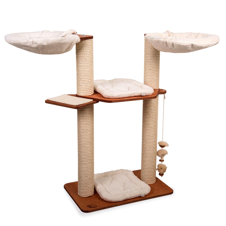 kratzbaum fanny hier f hlt sich ihre katze wohl profeline katzenshop. Black Bedroom Furniture Sets. Home Design Ideas
