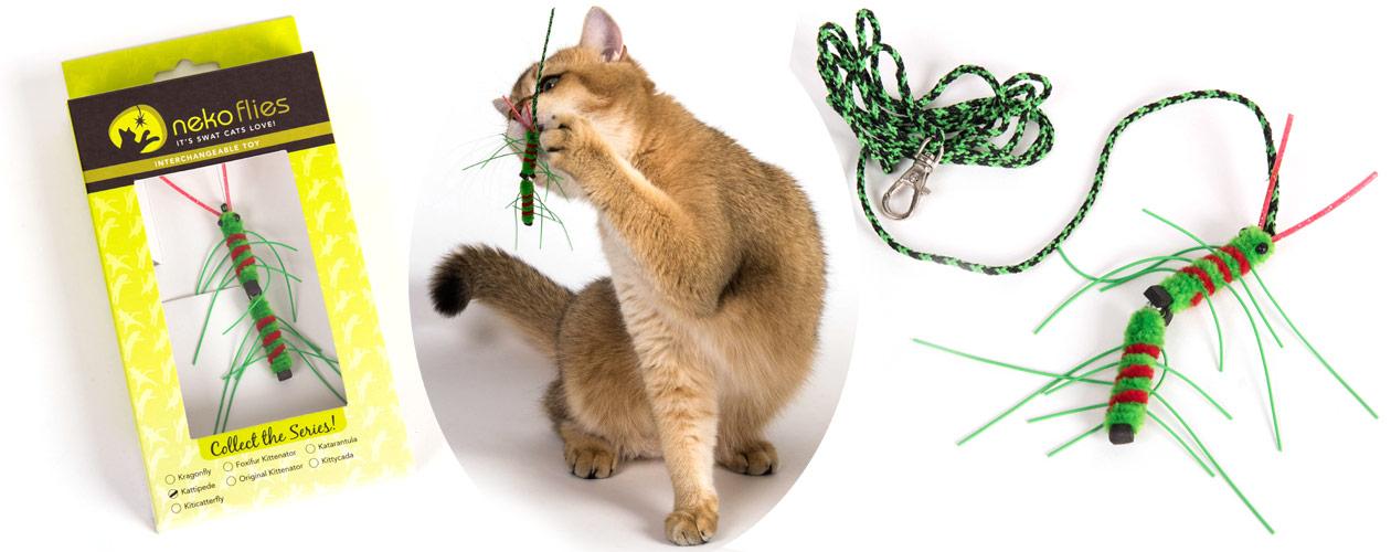 Das Nekoflies Katzenangelsystem