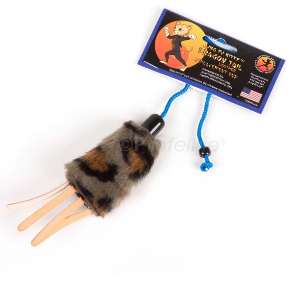 Kung Fu Kitty - Dragon Tail Leather Ersatzanhänger