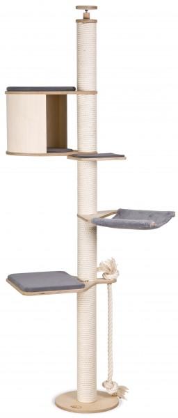 Birke, Teppich Classicsilber / Birch, Carpet Cover Classic Silver