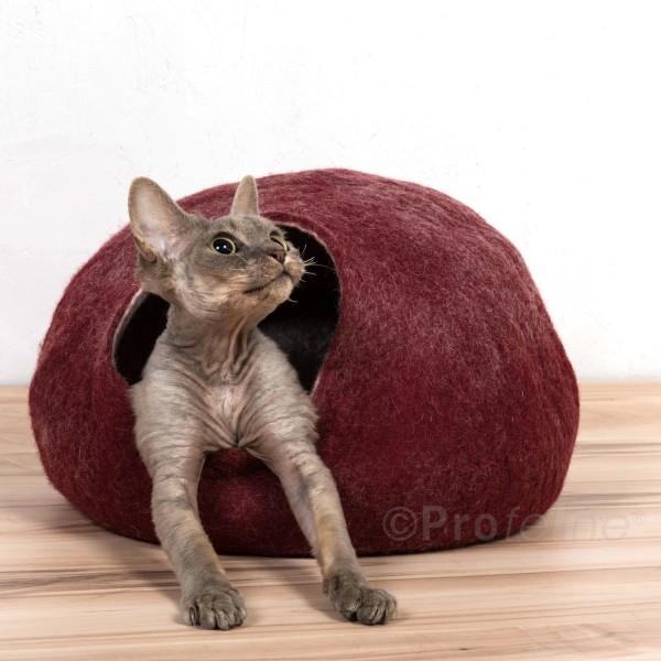 Katzenhöhle - Filz