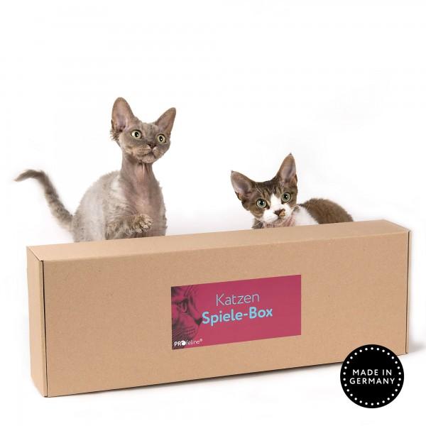 Profeline - Katzen Spiele-Box