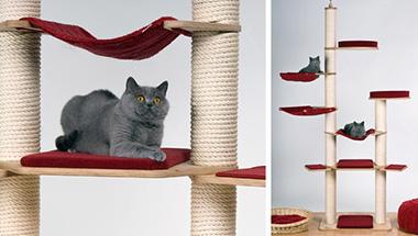 kratzb ume profeline katzenshop. Black Bedroom Furniture Sets. Home Design Ideas